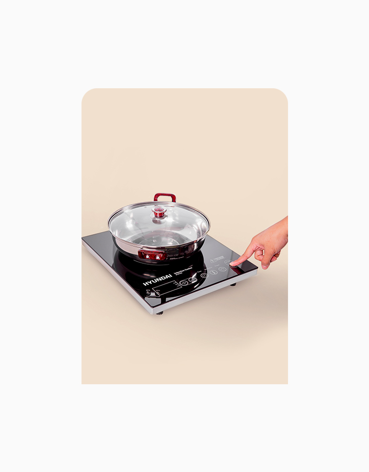 Induction Cooker (HI-BT22S) by Hyundai Home Appliances
