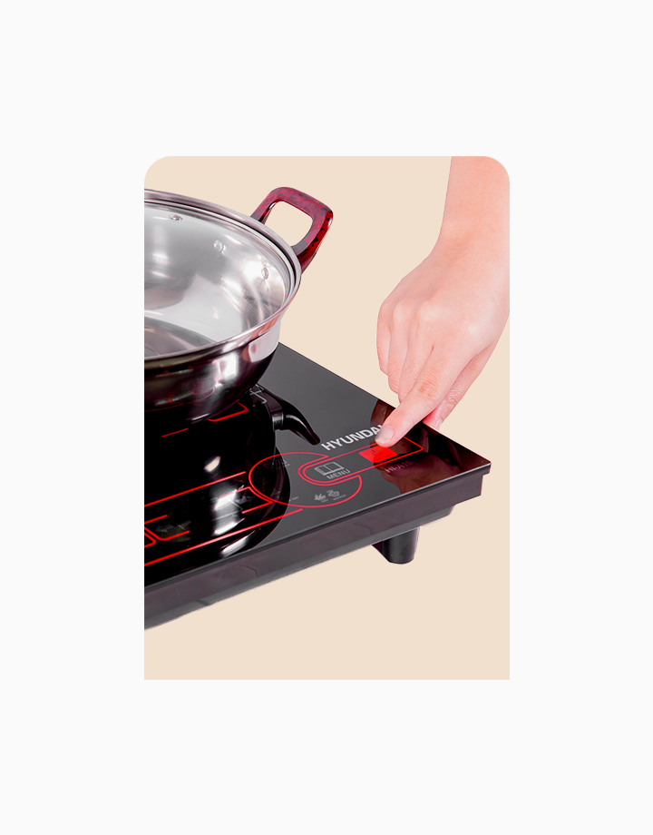 Induction Cooker (HI-A19) by Hyundai Home Appliances