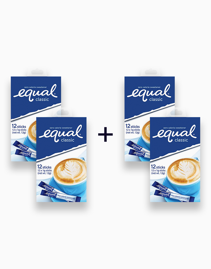 Equal Classic - 12 Sticks (Buy 2, Take 2) by Equal Philippines