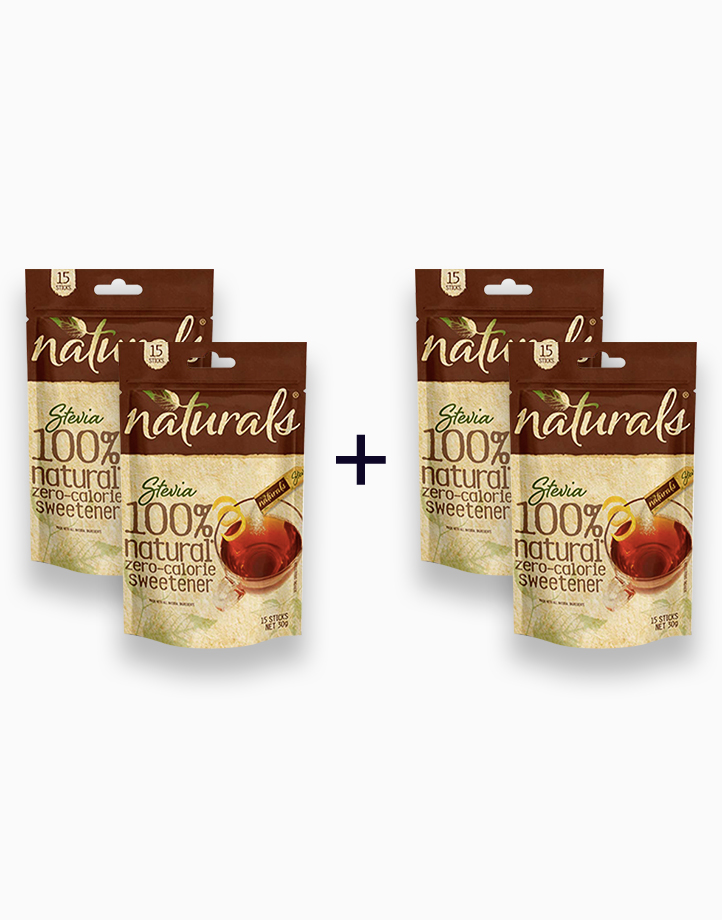Naturals Stevia - 15 Sticks (Buy 2, Take 2) by Equal Philippines