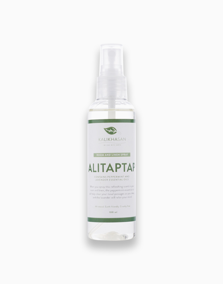 Alitaptap Room and Linen Spray (100ml) by Kalikhasan Eco-Friendly Solutions