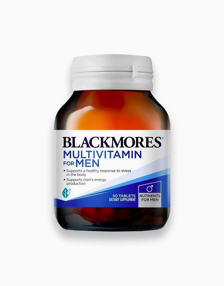 Multivitamin for Men (50s) by Blackmores