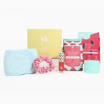 The Wondermelon Edit P.M. Set (FREE Scrunchie + Headband) by BLK Cosmetics