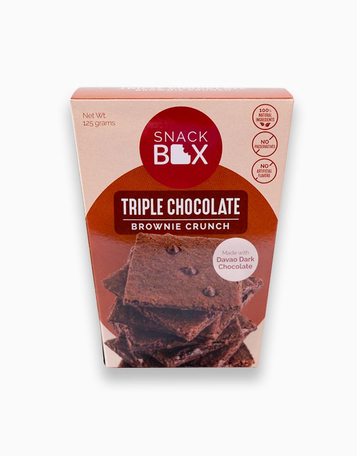 Half Dozen Assorted Pack Brownie Crunch by Snack Box