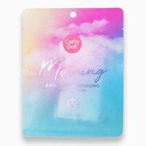 Re morning 5 hyaluron moisturizing invisible mask sheet