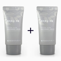 Re b1t1 face republic crystal glow whitening cream 30ml