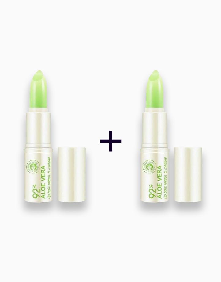 Aloe Vera 92% Lip Balm (Buy 1, Take 1) by Bioaqua