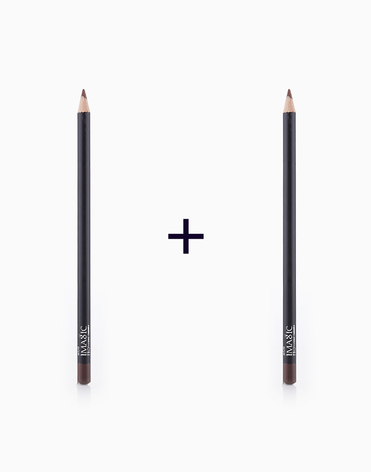 Beauty Pencil Eyeliner (Buy 1, Take 1) by Imagic | 05 Medium Brown