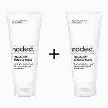 Re b1t1 modest skincare blush off defense mask