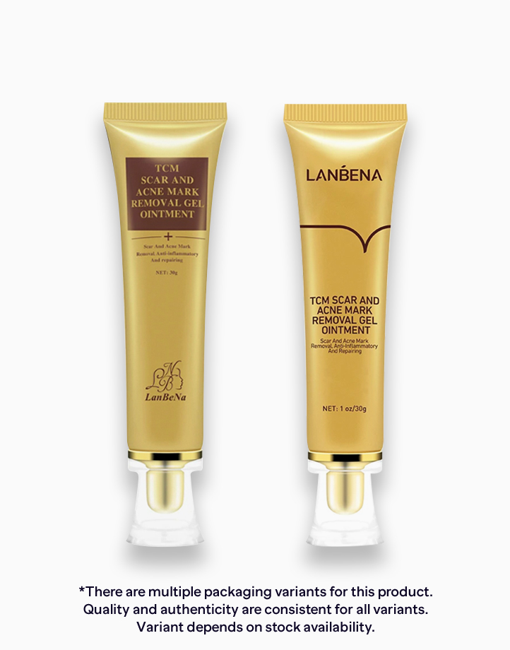 TCM Scar and Acne Removal Ointment by Lanbena