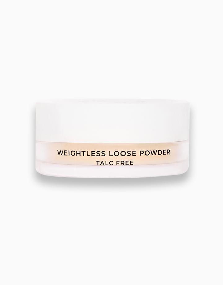 Weightless Loose Powder by Issy & Co.   Illuminating Finish