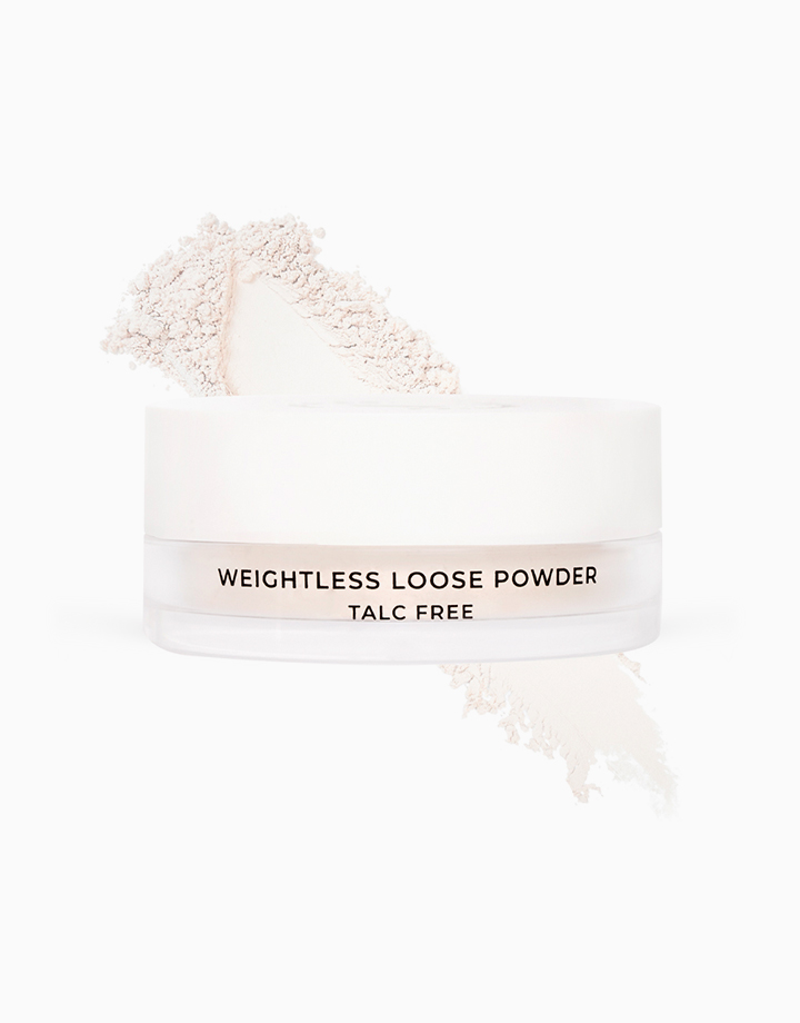 Weightless Loose Powder by Issy & Co.   Mattifying Finish