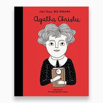Re agatha christie book