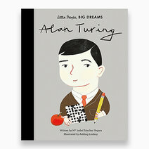 Little People, Big Dreams - Alan Turing Book by Little People, Big Dreams