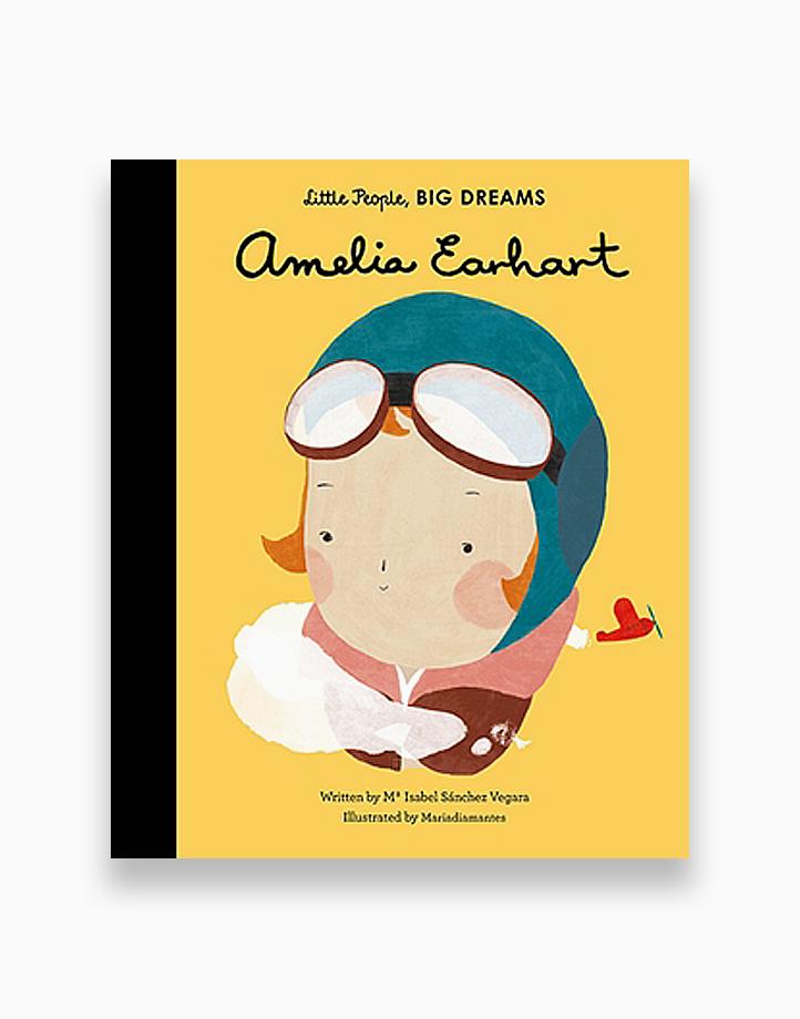 Little People, Big Dreams - Amelia Earhart Book by Little People, Big Dreams