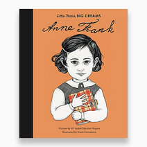 Little People, Big Dreams - Anne Frank Book by Little People, Big Dreams