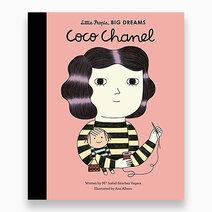 Re coco chanel book