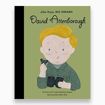 Re david attenborough book