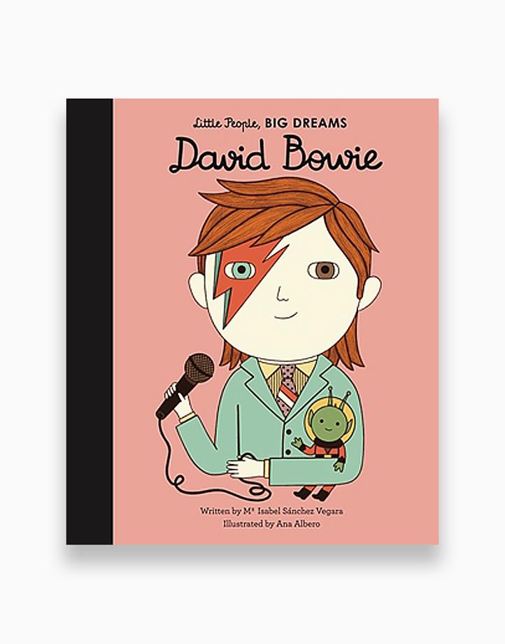 Little People, Big Dreams - David Bowie by Little People, Big Dreams
