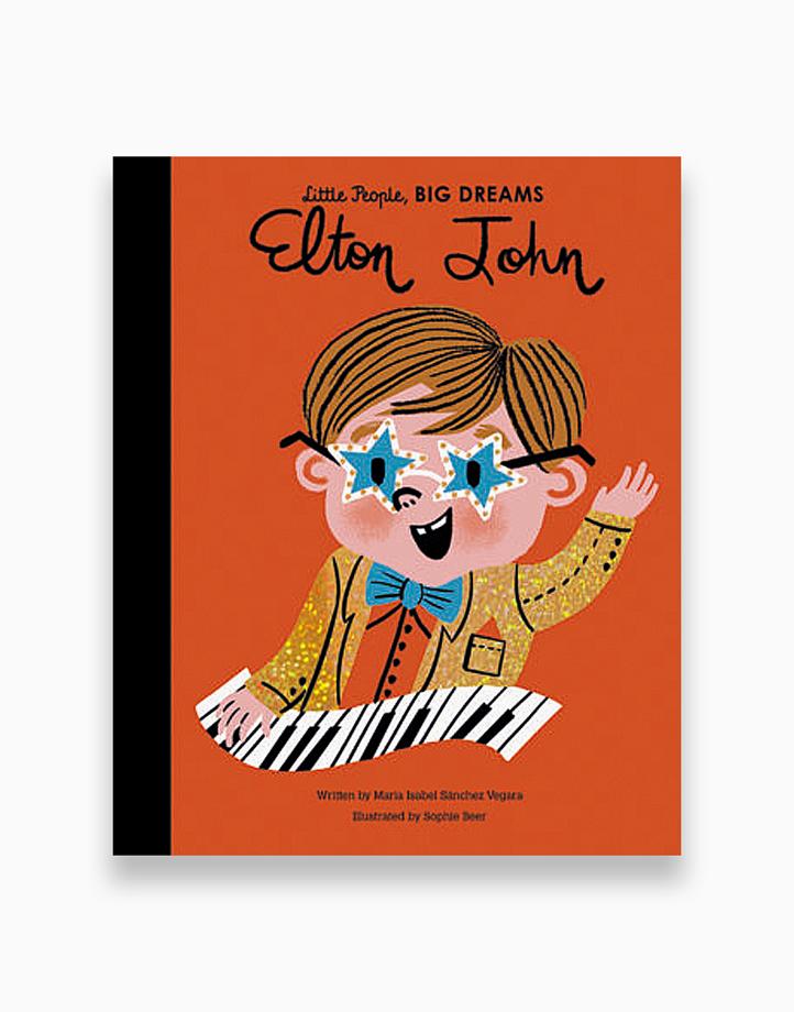 Little People, Big Dreams - Elton John by Little People, Big Dreams