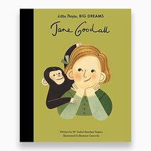 Re jane goodall