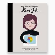 Little People, Big Dreams - Steve Jobs by Little People, Big Dreams