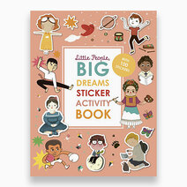Little People, Big Dreams - Sticker Activity Book by Little People, Big Dreams
