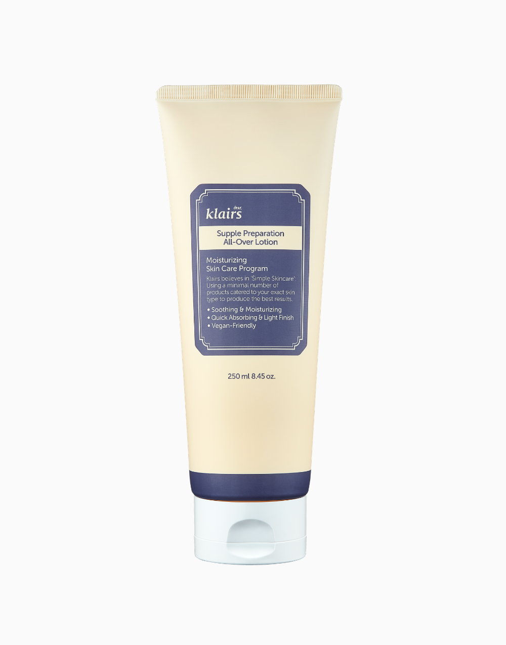 Supple Preparation All Over Lotion by Dear Klairs