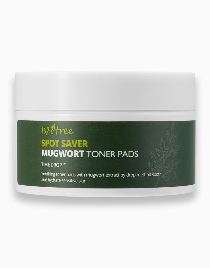 Spot Saver Mugwort Toner Pads by Isntree