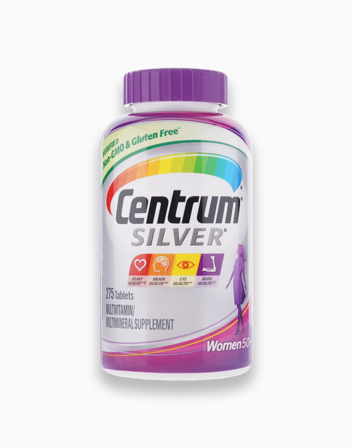 Centrum Silver Women 50+ (275 Tablets) by Centrum