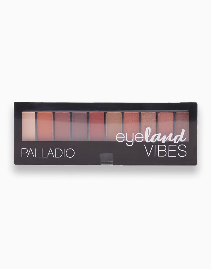 Eyeland Vibes Eyeshadow Palette by Palladio | California Sunset