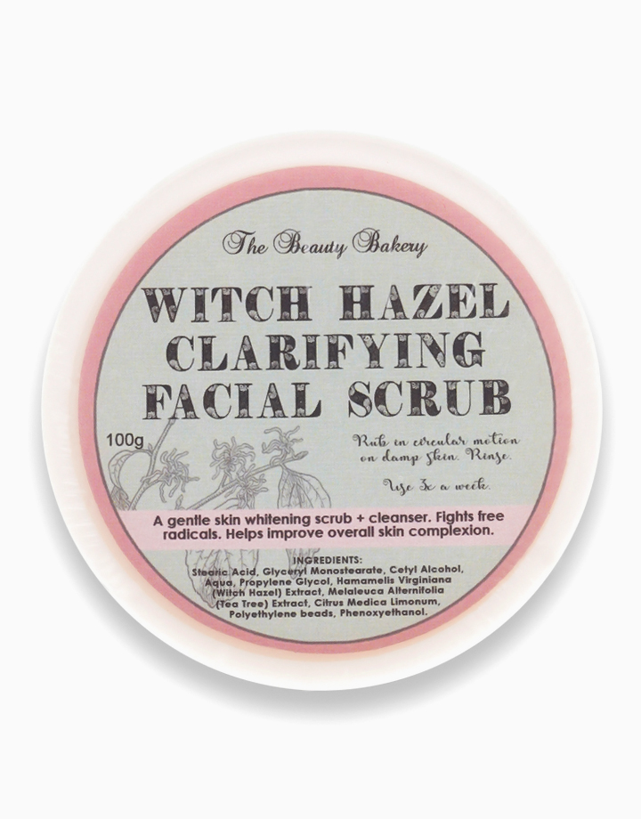 Witch Hazel Clarifying Facial Scrub by Beauty Bakery