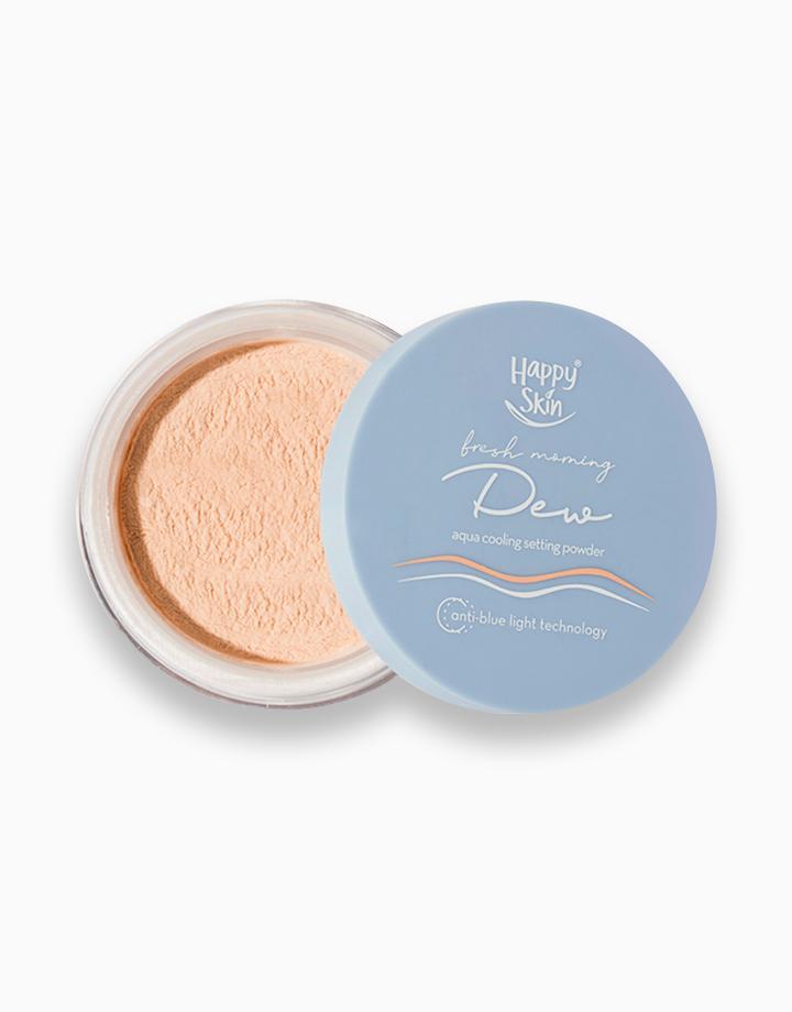 Dew Aqua Cooling Setting Powder by Happy Skin | 01 Skin