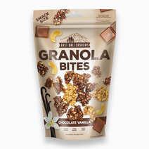 Granola Bites Chocolate Vanilla (125g) by East Bali Cashews