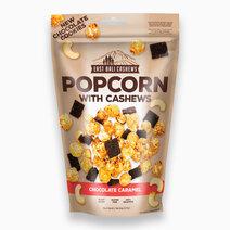 Popcorn w/ Cashews Chocolate Caramel (90g) by East Bali Cashews