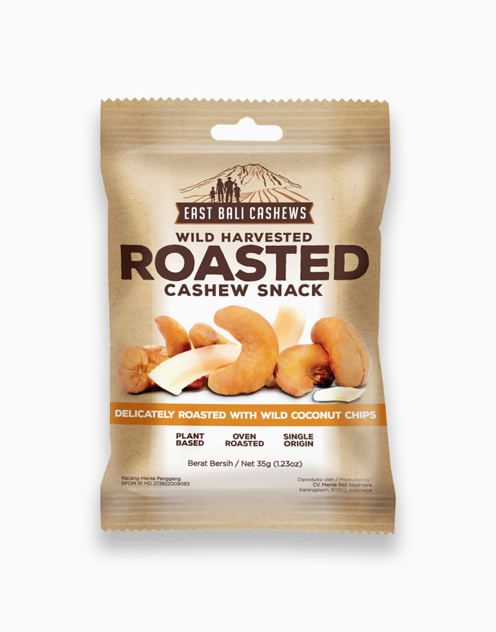 Roasted Cashew Nuts (35g) by East Bali Cashews