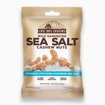 Sea Salt Cashew Nuts (35g) by East Bali Cashews