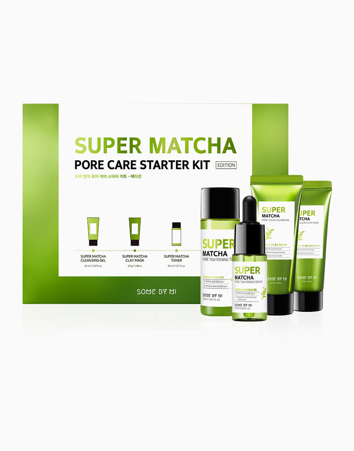 Super Matcha Pore Care Starter Kit by Some By Mi
