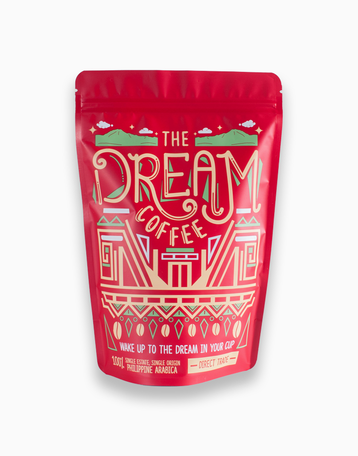 Single Origin, Medium Roast Arabica in Beans (200g) by The Dream Coffee