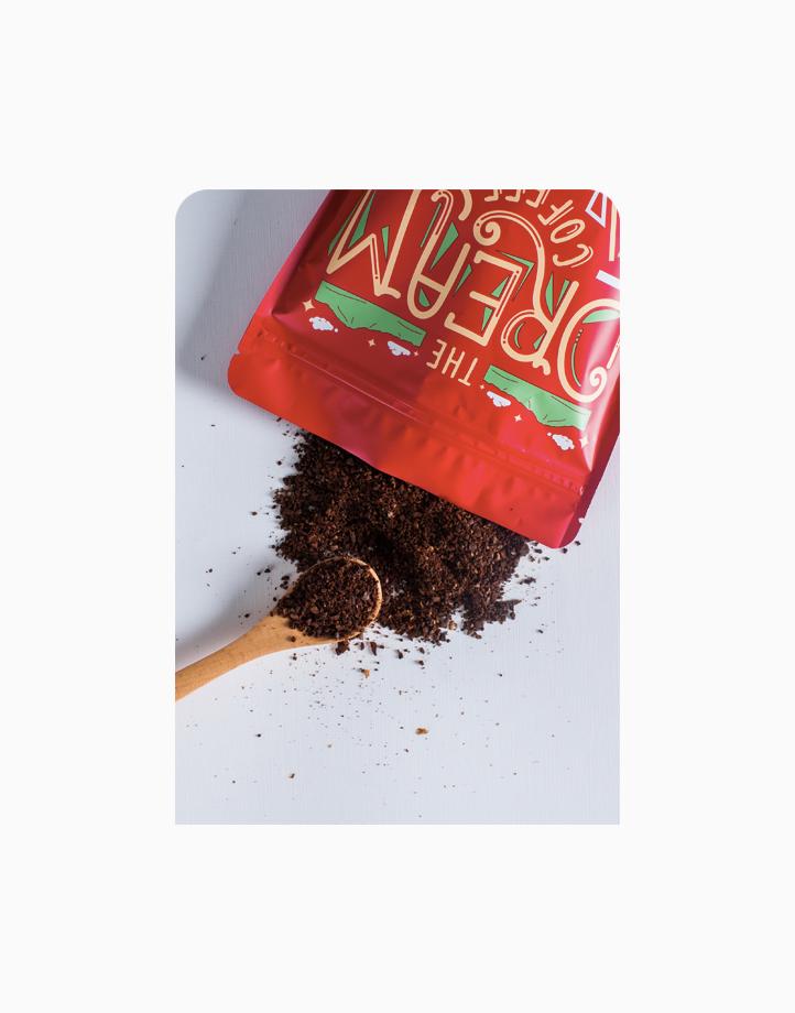Single Origin, Medium Roast Arabica in Grounds (200g) by The Dream Coffee