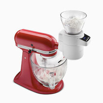 Kitchenaid sifter and scale attachment 1
