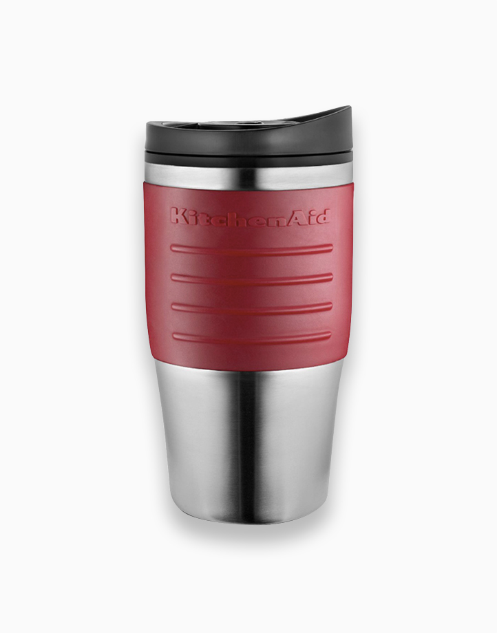 Personal Coffee Maker (220V) with Thermal Mug (540ml) by KitchenAid | Empire Red
