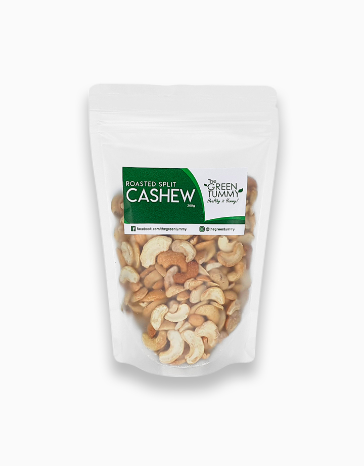 Roasted Cashew (200g) by The Green Tummy