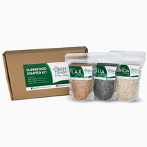 Superfood Starter Kit by The Green Tummy
