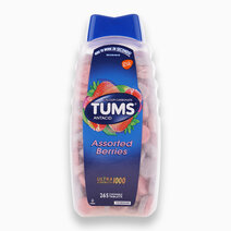 Ultra Strength 1000 Antacid / Calcium (265 Chewables) by Tums