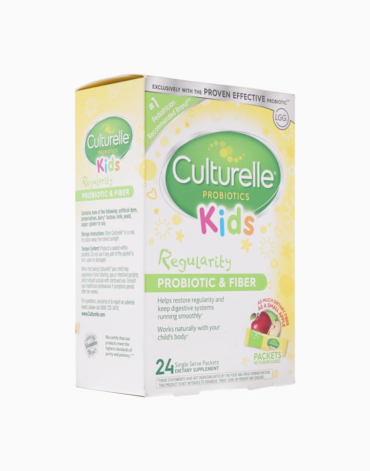 Kids Probiotics + Fiber (24 Single Serving Packets) by Culturelle