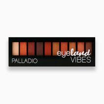 Eyeland vibes eyeshadow palette california sunset