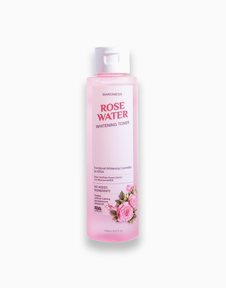 Rose Water Whitening Toner by Baroness