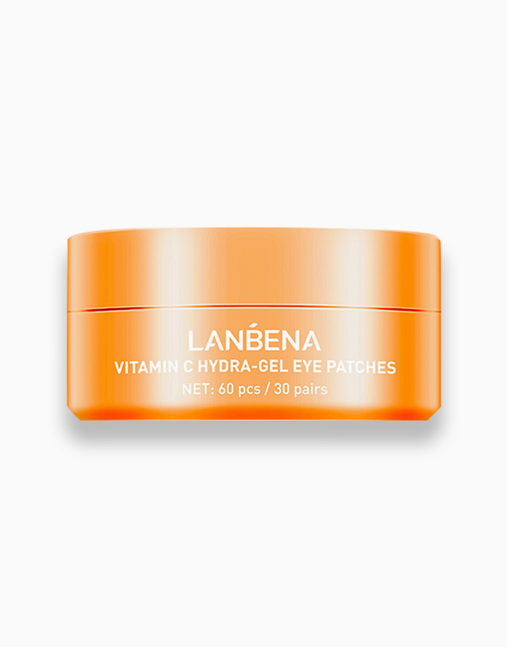 Vitamin C Hydra-Gel Eye Patches by Lanbena