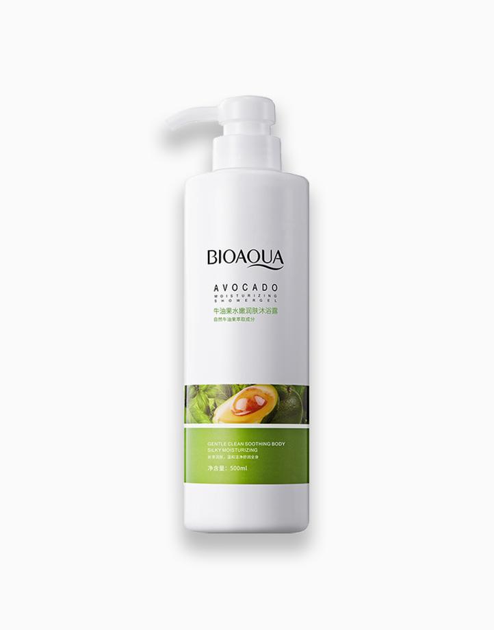 Avocado Moisturizing Shower Gel by Bioaqua